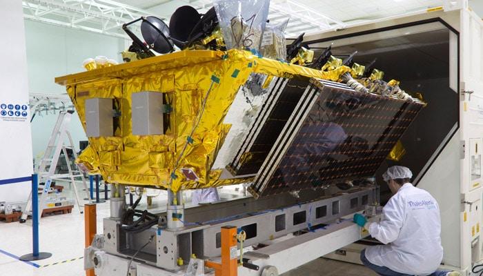SES est prêt à étendre sa flotte O3b avec l'arrivée de quatre satellites MEO à Kourou