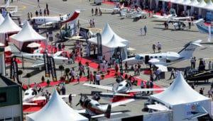 Salon FRANCE AIR EXPO au BOURGET : J-7 @ Parc des Expositions de l'aéroport d'affaires de Paris-Le Bourget   Le Bourget   Île-de-France   France