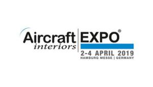 AIRCRAFT INTERIORS EXPO @  Hamburg Exhibition Hall and Congress Ltd.  | Hamburg | Hamburg | Allemagne