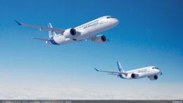 Airbus annonce une optimisation majeure des performances de la famille A220
