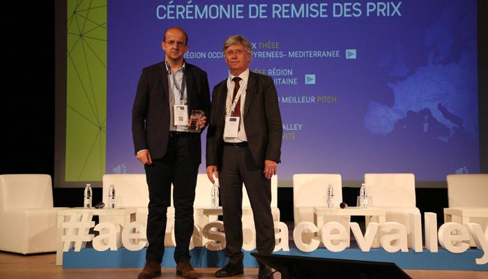 Aerospace Valley, 14ème Forum des membres : défis pour l'avenir, signature d'une convention et remise des prix