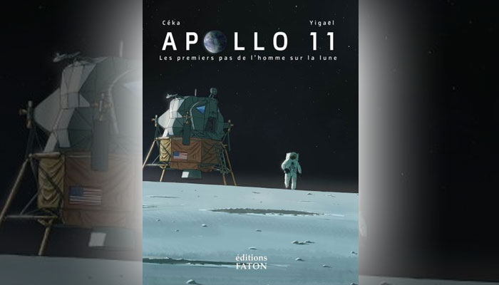Apollo 11 - Les premiers pas de l'homme sur la Lune