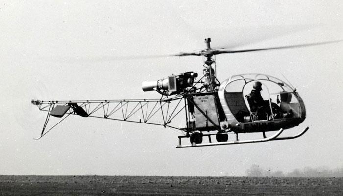 Conférence L'hélicoptère en France, des origines à nos jours