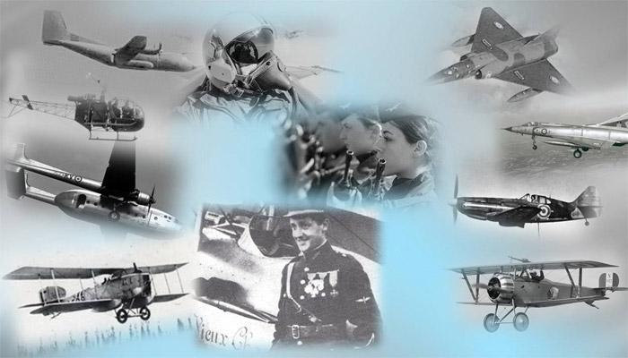 Des aviateurs veulent honorer tous les pilotes et membres d'équipage militaires morts pour la France