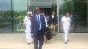 le Maire de Saint-Louis du Sénégal rend visite à l'Institut Universitaire du Cancer de Toulouse