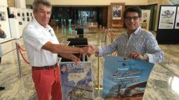 Les équipages célèbrent les 100 ans de la liaison Toulouse - Rabat