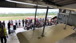 Départ du 37e Rallye Toulouse St Louis
