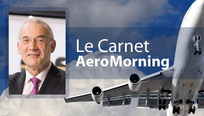 Thierry Betbeze nommé directeur général de Dassault Falcon Jet