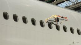 AAR adopte la solution d'inspection automatisée par drone de Donecle