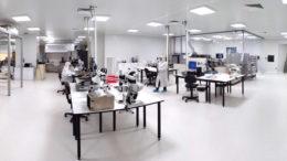 SERMA Microelectronics vient d'inaugurer l'extension de ses locaux
