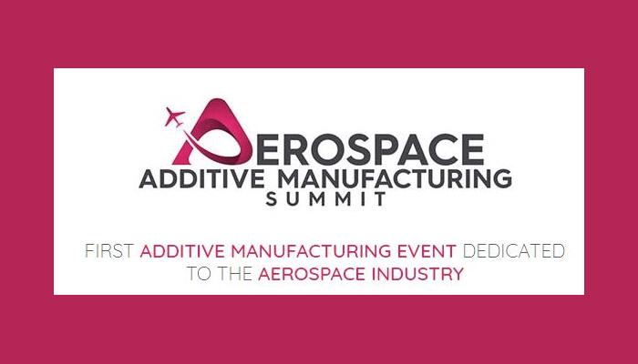 2ème Aerospace Additive Manufacturing Summit les 3 & 4 décembre à Toulouse