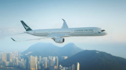 Cathay Pacific triple vos efforts pour combattre le changement climatique