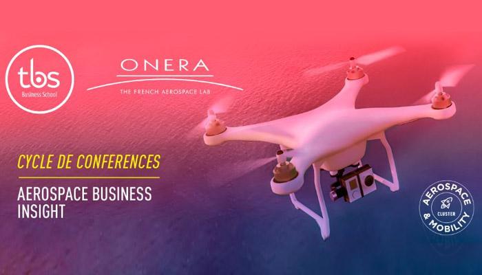 conférence intitulée Drôle de Drones !