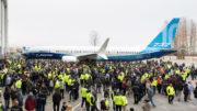 Boeing annonce les grands débuts du 737 MAX 10