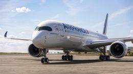 Air France-KLM orders an additional 10 A350 XWBs