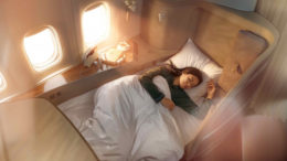 Cathay Pacific dévoile sa nouvelle offre en Première Classe et en Classe Affaires