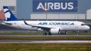 AIR CORSICA s'équipe d'Airbus A320neo, avions de nouvelle génération