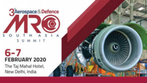 MRO South Asia Summit - 6 & 7 Feb,2020, New Delhi (India) @ The Taj Mahal Hotel | New Delhi | Delhi | Inde