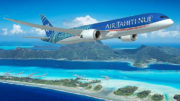 Air Tahiti Nui poursuit sa transformation