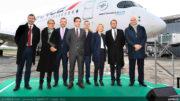 Airbus, Air France, Safran, Suez et Total saluent les avancées en faveur de l'émergence d'une filière de biocarburants durables pour l'aviation en France