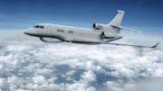 Le Falcon 8X Archange au service de l'armée de l'Air