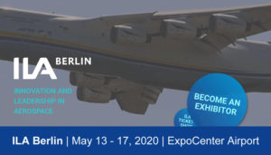 ILA Berlin Air Show Schönefeld  13. - 17. mai 2020 @ Berlin   Allemagne