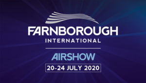 Farnborough Airshow du 20 au 24 Juillet 2020 @ Farnborough