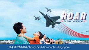 Airshow de Singapour 2020 @ Singapour