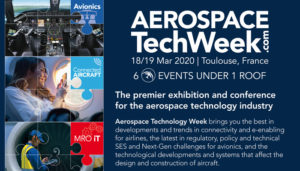 Aerospace Techweek, 18/19 Mar 2020 - Toulouse