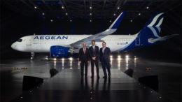 Une nouvelle ère de croissance pour Aegean Airlines