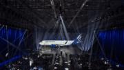 Cérémonie de livraison d'Aegean Airlines