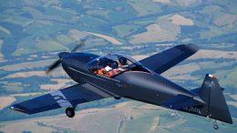 INTEGRAL R, l'avion biplace de nouvelle génération 100% français