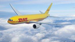 DHL boeing 777