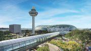 Genetec remporte un projet de plusieurs années de mise à niveau de la sécurité de Changi Airport Group