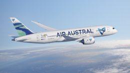 Air Austral s'envole vers Mayotte depuis Marseille pour la période estivale
