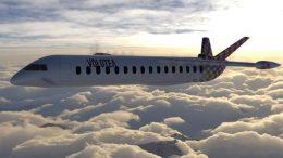 Volotea, Air Nostrum et Dante Aeronautical présentent un projet d'avion 100 % électrique au fonds de relance européen